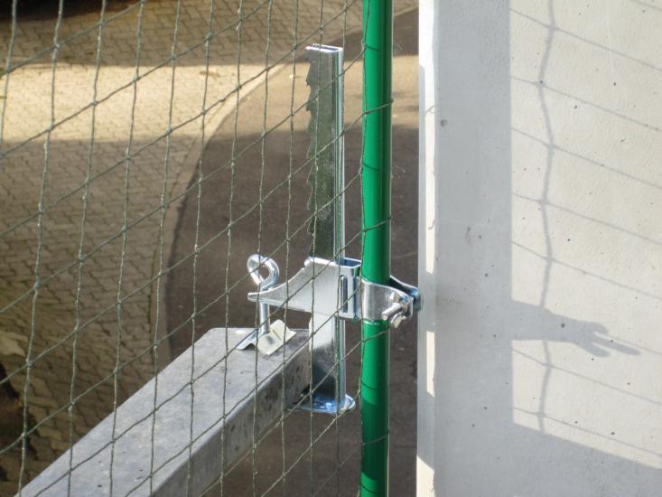 Kit Filet De Protection Pour Chat Pour Balcon Encastre Sans Stores
