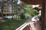 Kit filet de protection pour chat pour balcon encastré sans stores